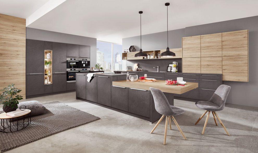A minimál konyha tökéletes választás ha praktikus helykihasználásra vágyik!