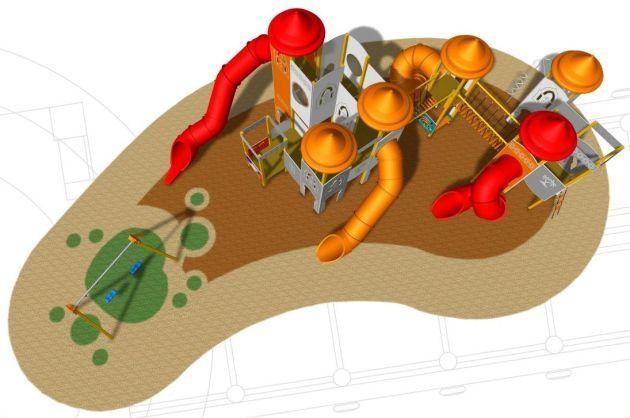 Játszótereket tervezünk szenvedéllyel!